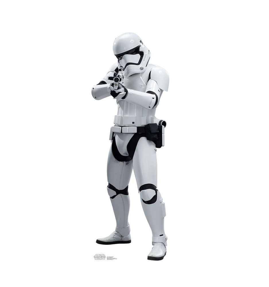 Image First Order Stormtrooper Promo Jpg Disney Wiki