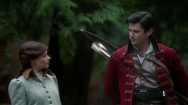 File:Once Upon a Time - 5x17 - Her Handsome Hero - Belle and Gaston.jpg