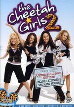 The Cheetah Girls 2 DVD