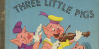 Three Little Pigs (Little Golden Book)
