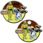 WDW - Star Wars Weekend 2012 - Annual Passholder - C-3PO & R2-D2