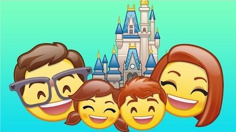 A Day At Walt Disney World As Told By Emoji Disney