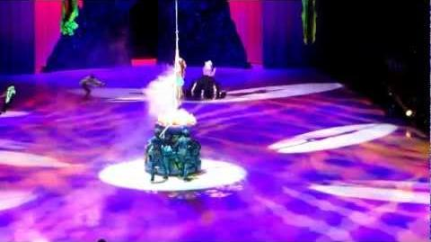 Disney on Ice Rockin' Ever After * The Little Mermaid (2 of 2) * Orlando FL * 9 9 12 @ Amway Center