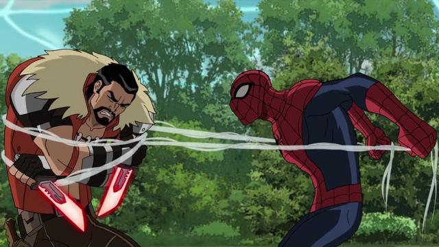 File:Kraven & Spider-Man USMWW.png
