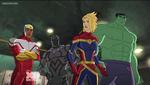 The Mighty Avengers AUR 9