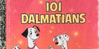 101 Dalmatians (1988 Little Golden Book)