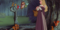 Forest Animals (Sleeping Beauty)