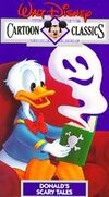 Donald's Scary Tales