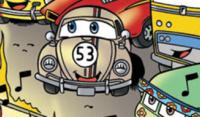 Herbie in cars