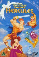 Hercules 2000 UK DVD