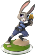 Judy Disney INFINITY Figure