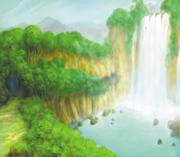 Jungle - Cliff (Art)