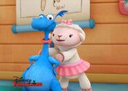 Lambie and stuffy