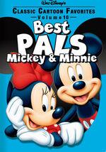 Best Pals Mickey and Minnie