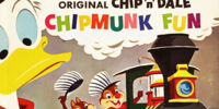 Walt Disney's Original Chip 'n' Dale Chipmunk Fun