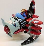 Don Karnage Toy Plane