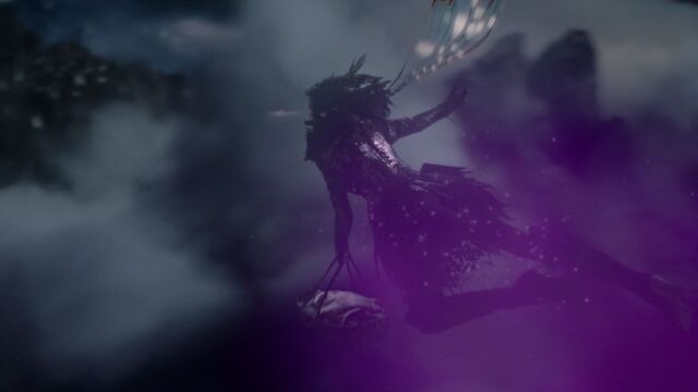 File:Once Upon a Time - 6x16 - Mother's Little Helper - Black Fairy Stealing Gideon.jpg
