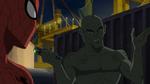 Spider-Man & Triton USMWW