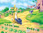 Winnie the pooh wallpapers 005