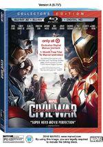 Civil War Target Exclusive 3DBD