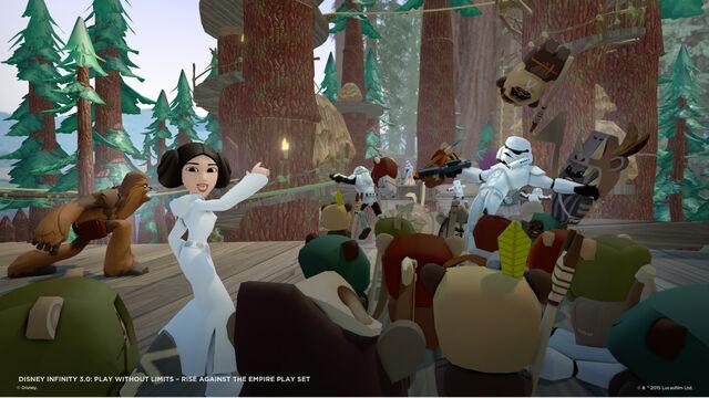 File:Disney INFINITY RATE PlaySet Leia.jpg