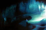 Elsa in exile artwork