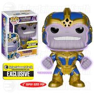 POP! - 78 - Entertainment Earth Exclusive Thanos