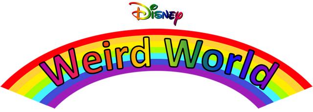 File:Weird World Logo.png