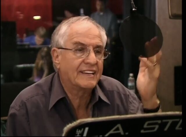 File:Garry Marshall behind the scenes of CL.jpg