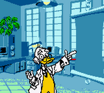 Ludwig Von Drake Mickey's Racing Adventure