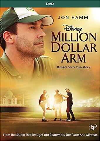 File:Million Dollar Arm DVD.jpg