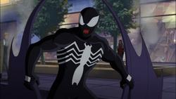 Venom getting in control