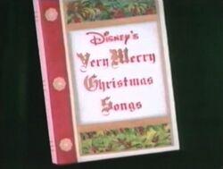 Title-DisneysVeryMerryChristmasSongs 1988