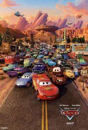 A Buch o' cars