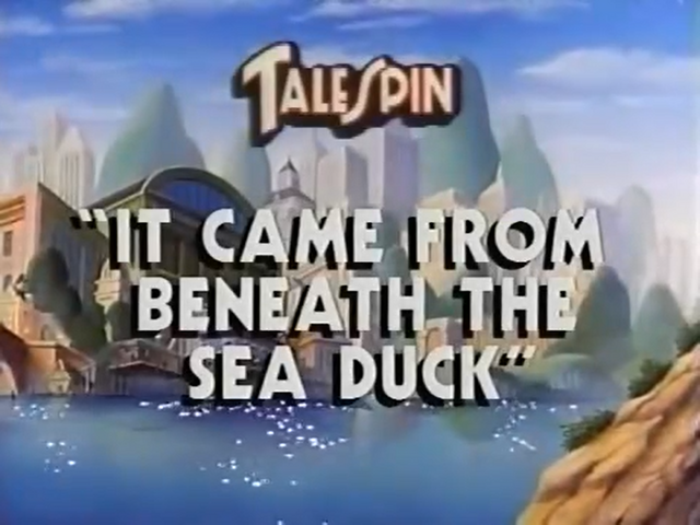 File:It Came from Beneath the Sea Duck - TS.png