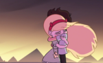 Storm the Castle - Star and Marco Hug