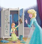 A Royal Sleepover Illustration 2