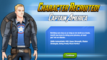 Character Recruited Captain America