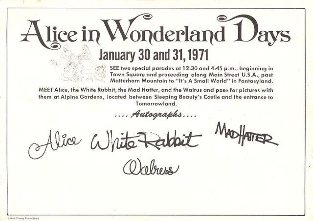 File:Disneyland postcard alice in wonderland days 1971 back 640.jpg