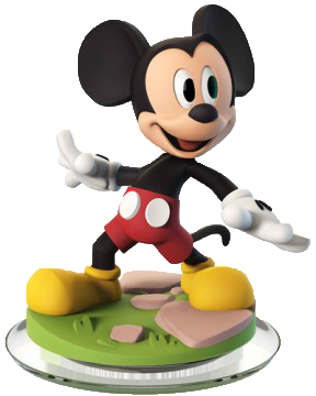 File:Mickey Disney INFINITY Figure.png