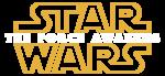 Star Wars The Force Awakens Transparent Logo
