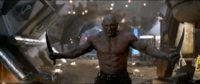 Drax Stance