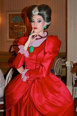 Lady Tremaine at Disney Parks