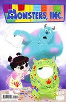 MonstersInc LaughFactory Issue 4B