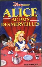Alice be vhs