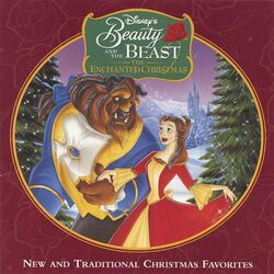 Beauty and the beast new and traditional christmas favorites