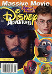 Disney Adventures Magazine cover May 2007 Pirates Worlds End