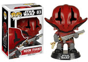 Funko Pop! Star Wars Sidon Ithano