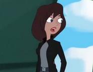 Lyla lolliberry, agent of c.o.w.c.a