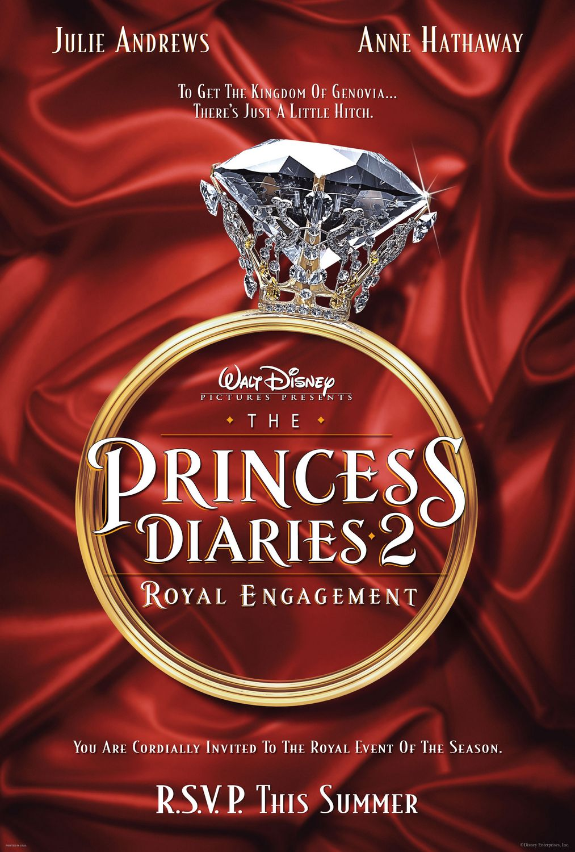 The Princess Diaries 2 Teaserg